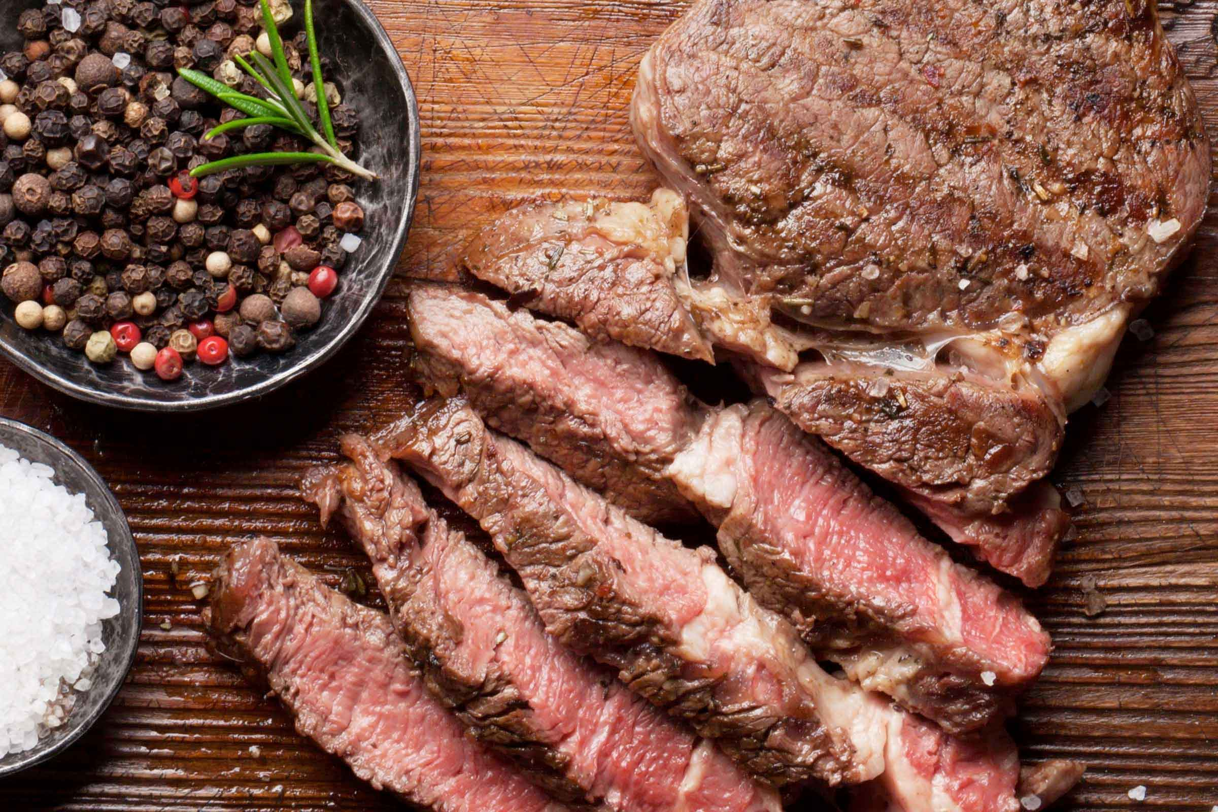 Frank & Gino's Succulent Steaks